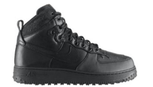 Nike Air Force 1 Duckboot Black/Black