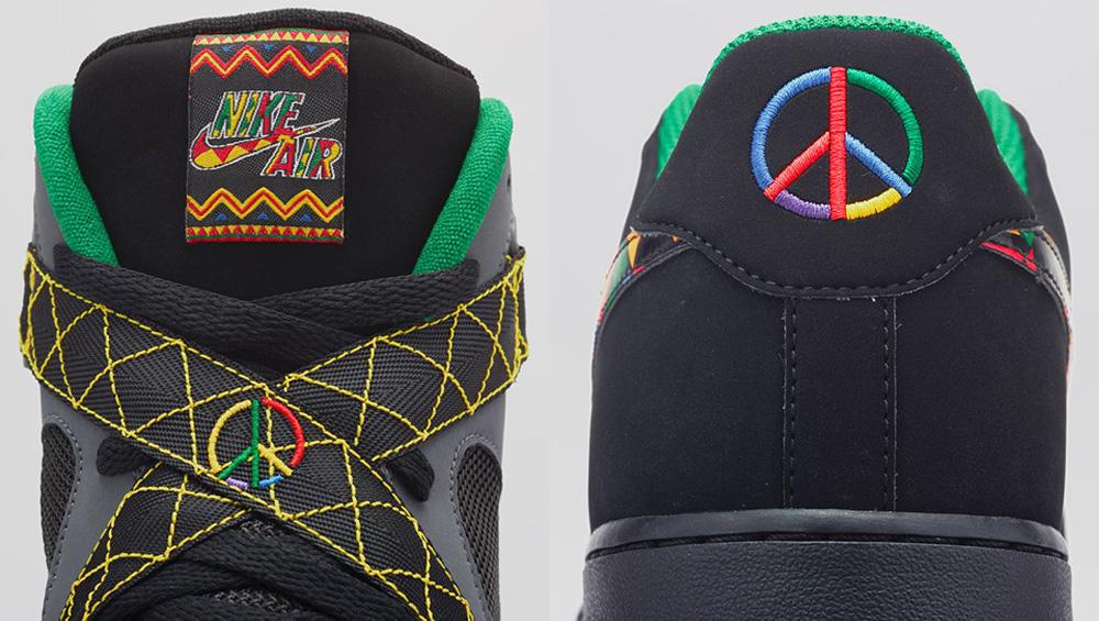 Look 'peace' Force 1Sole An Official Nike Air Raidamp; At The 8OXZNn0wPk