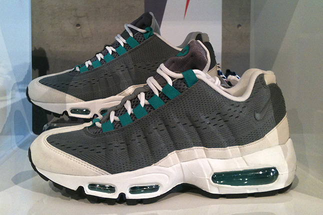 info for 75734 37cd6 Look for the Nike Air Max 95 EM in this colorway and many others throughout  2013. Stay tuned to Sole Collector for further release details.