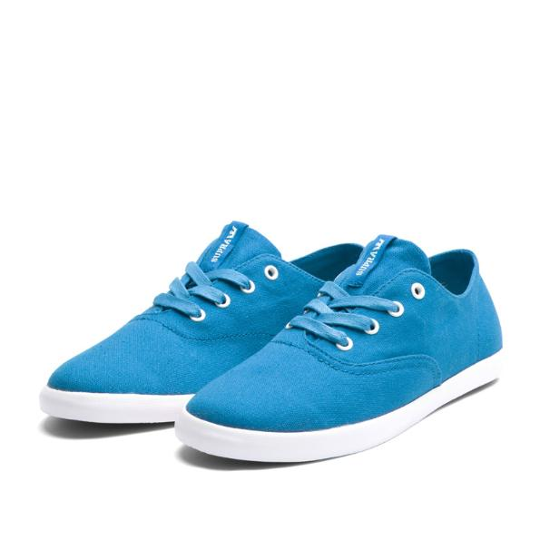 SUPRA Footwear - The Wrap - Blue