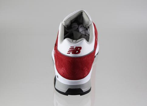 New Balance 1500 Red White Grey Fall 2011