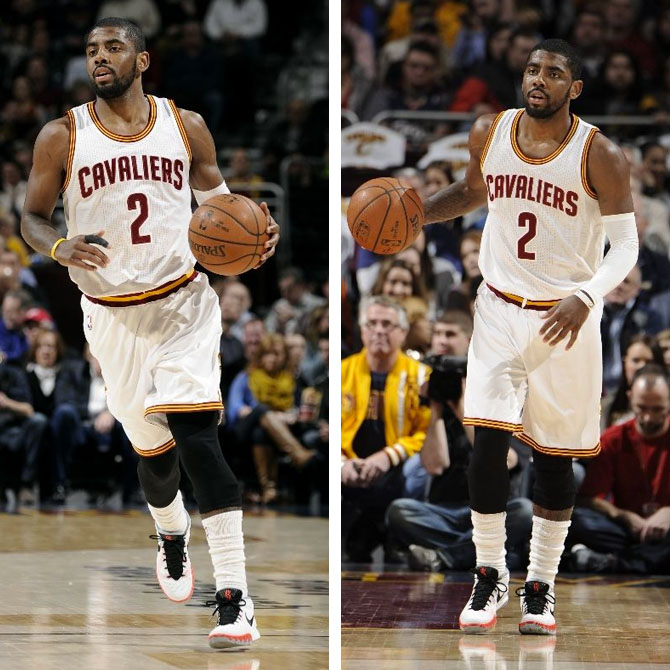 #SoleWatch NBA Power Ranking for January 25: Kyrie Irving