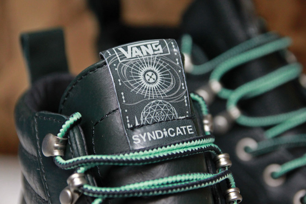655e54044b Mike Hill x Vans Syndicate Sk8-Hi Pro Boot S - New Images