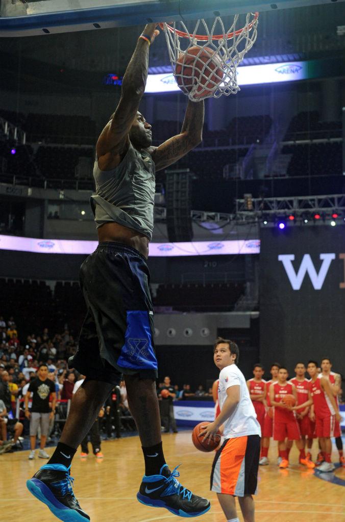 Nike LeBron Soldier 7 Blue Black
