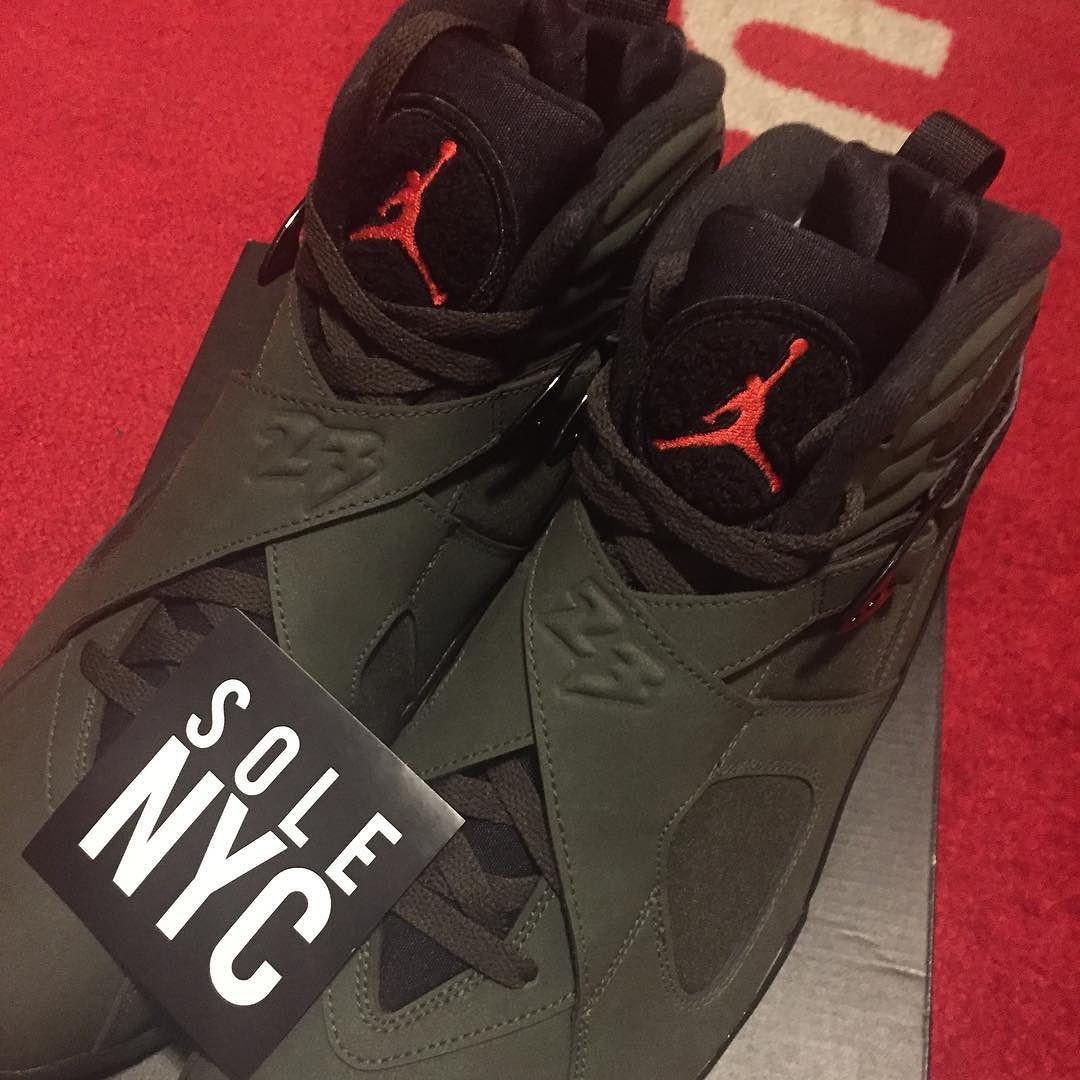 UNDFTD Air Jordan 8 Release Date 305381-305 (4)