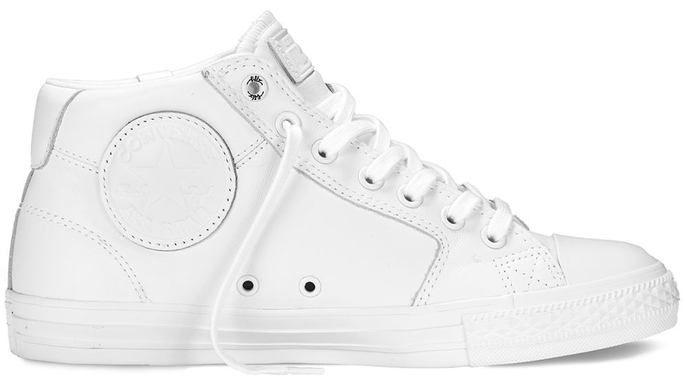Converse Chuck Taylor All Star ILL White/White