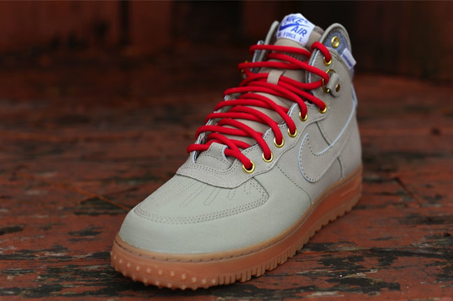 Nike Air Force 1 Duckboot Bambou