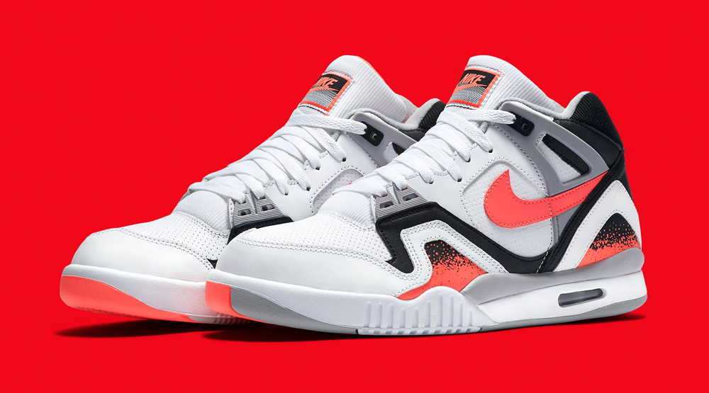 Hot Lava Nike Air Tech Challenge 2