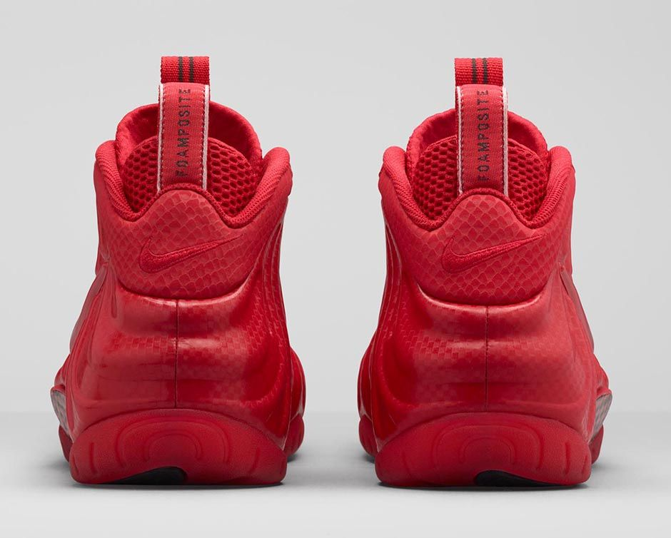nike posite lebron james all red shoes