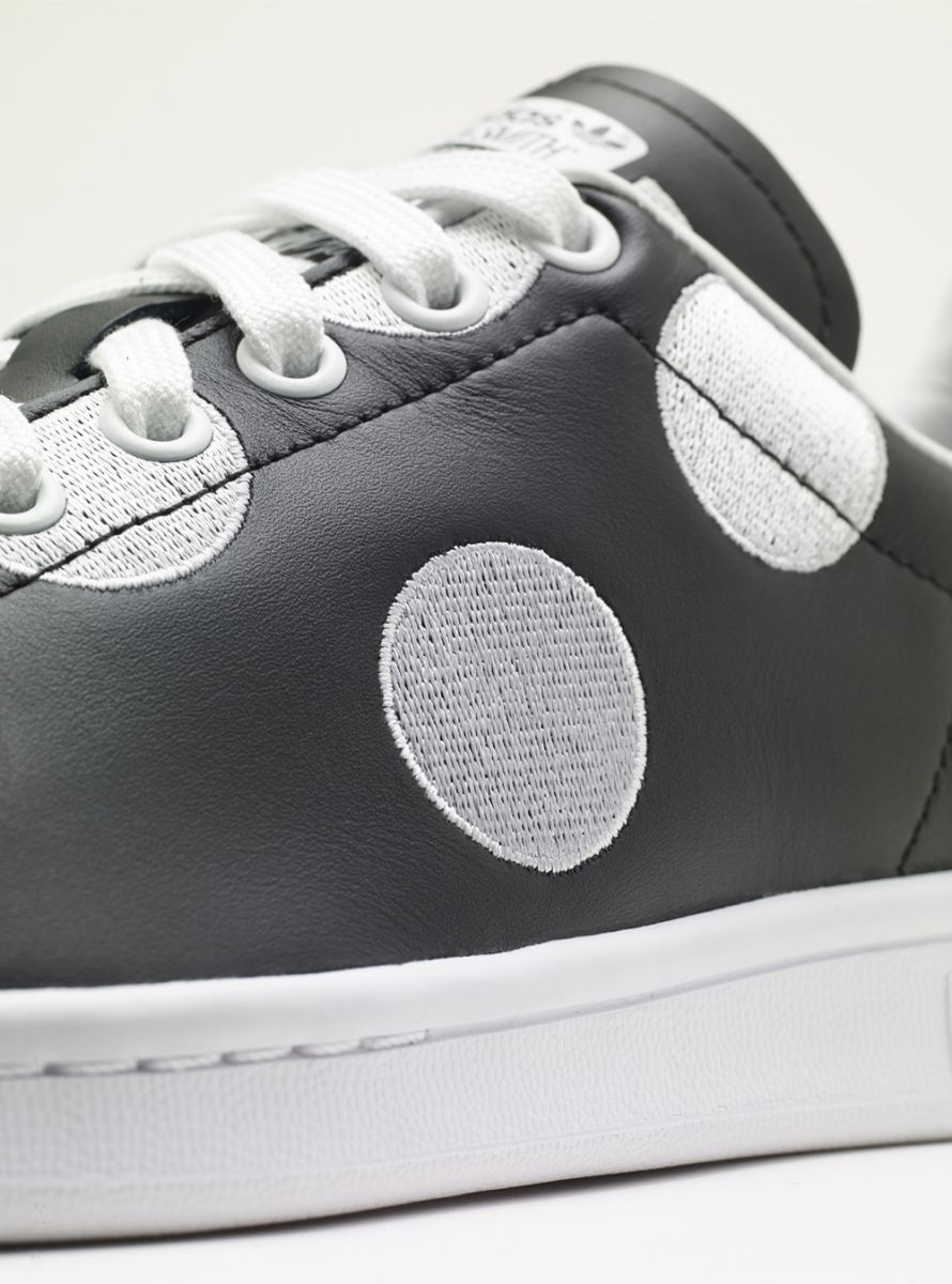brand new b4d45 2bcdd Pharrell Polka Dots the adidas Stan Smith | Sole Collector