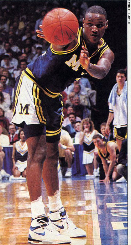 4062d706b The Michigan Wolverines are up next in our March Madness sneaker  retrospective. See the best kicks of the Fab Five and plenty more.