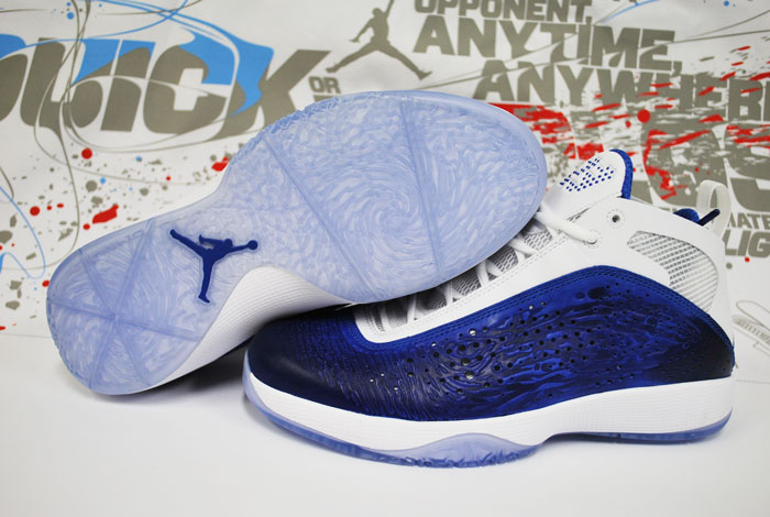 Air Jordan 2011 White Varsity Royal Deep Royal 436771-103