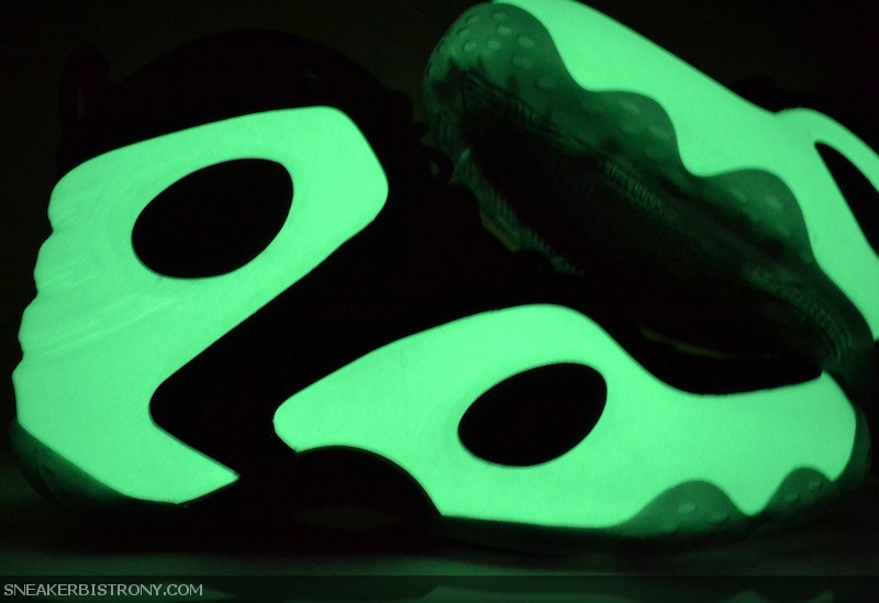 Nike Zoom Rookie LWP Glow in the Dark 472688-101