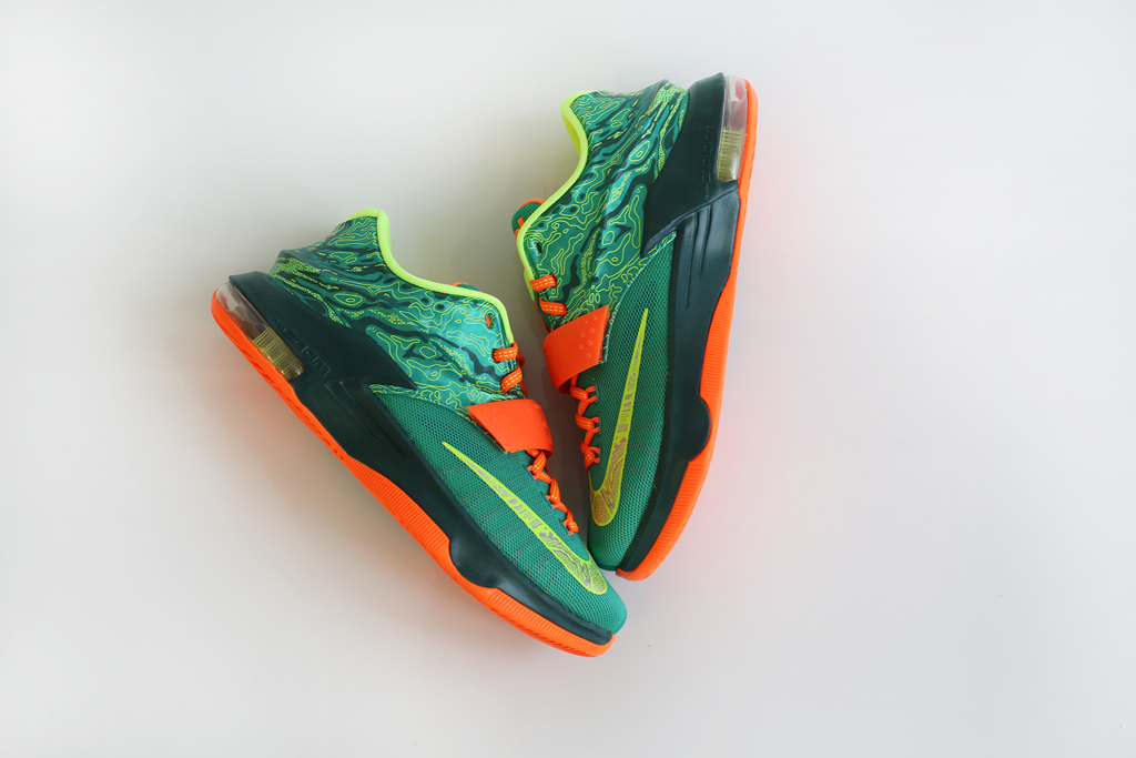 quality design deb0a 83bb9 Doppler Radar Predicts  Weatherman  Nike KD 7 for March