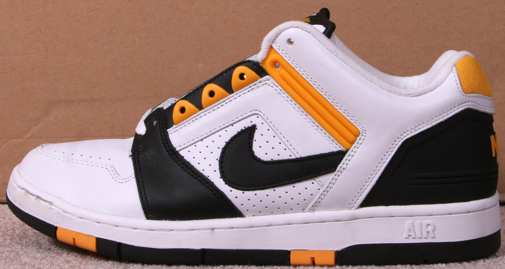 The History of Nike Air Force 2 Retros  fdec502b1595