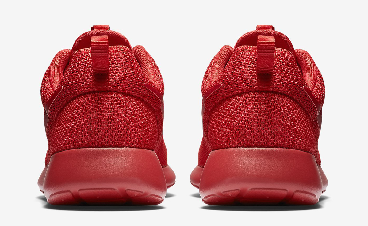ed33edfcbeb8 Because The World Needs Another All Red Sneaker. Roshe Runs ...