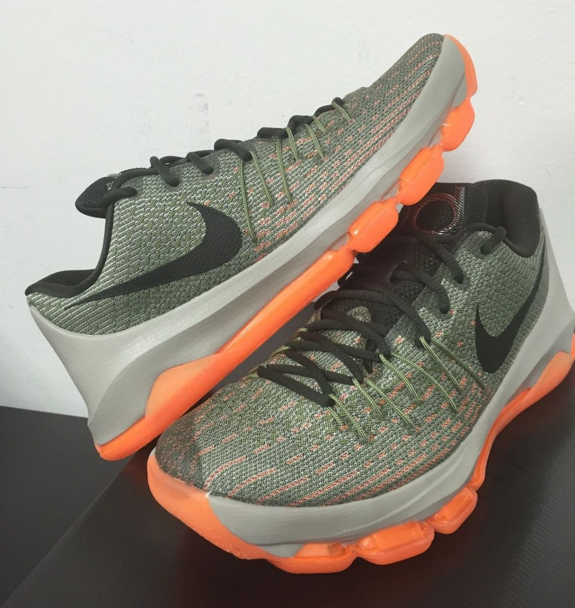low priced d38ec cdaff Your Best Look Yet at the  Easy Euro  Nike KD 8   Sole Collector