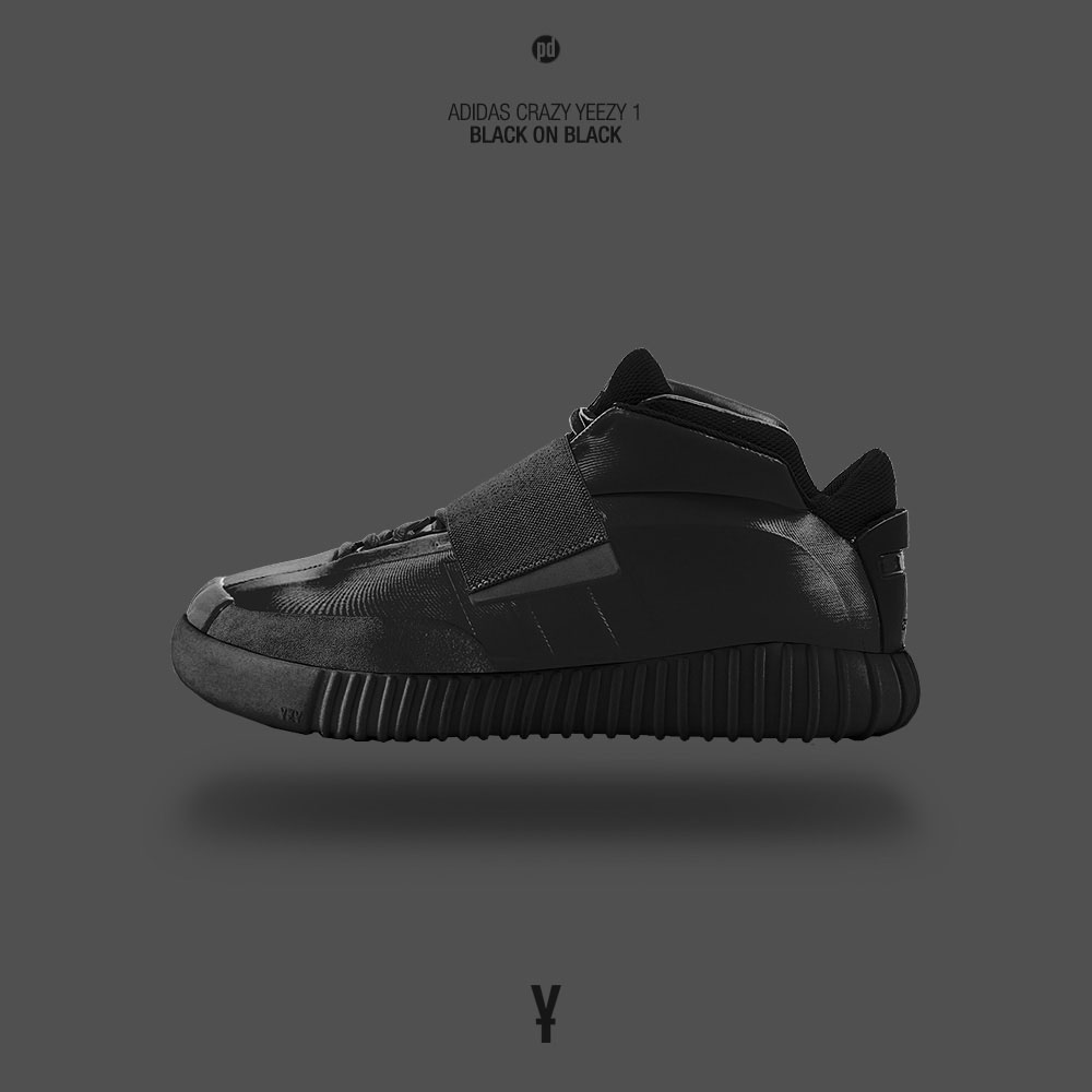 8ddc9076845b5 Should Kanye West Design Yeezy adidas Basketball Shoes