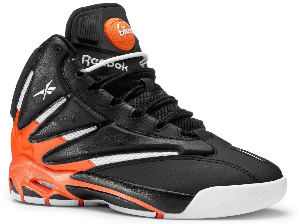 f0cba30bb99d94 Reebok Pump Blast Black Orange Release Date (1)