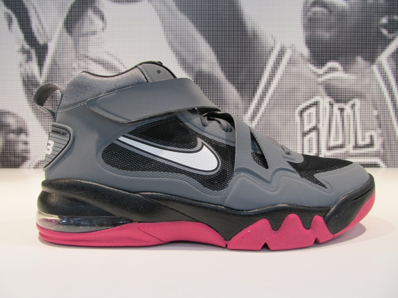 new style a2f36 792df Nike Air Force Max CB2 HYP - Grey Black-Pink