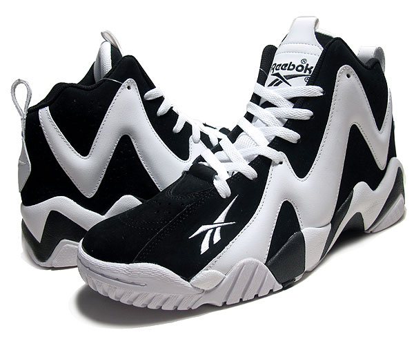 Reebok Kamikaze II Team Pack White Black
