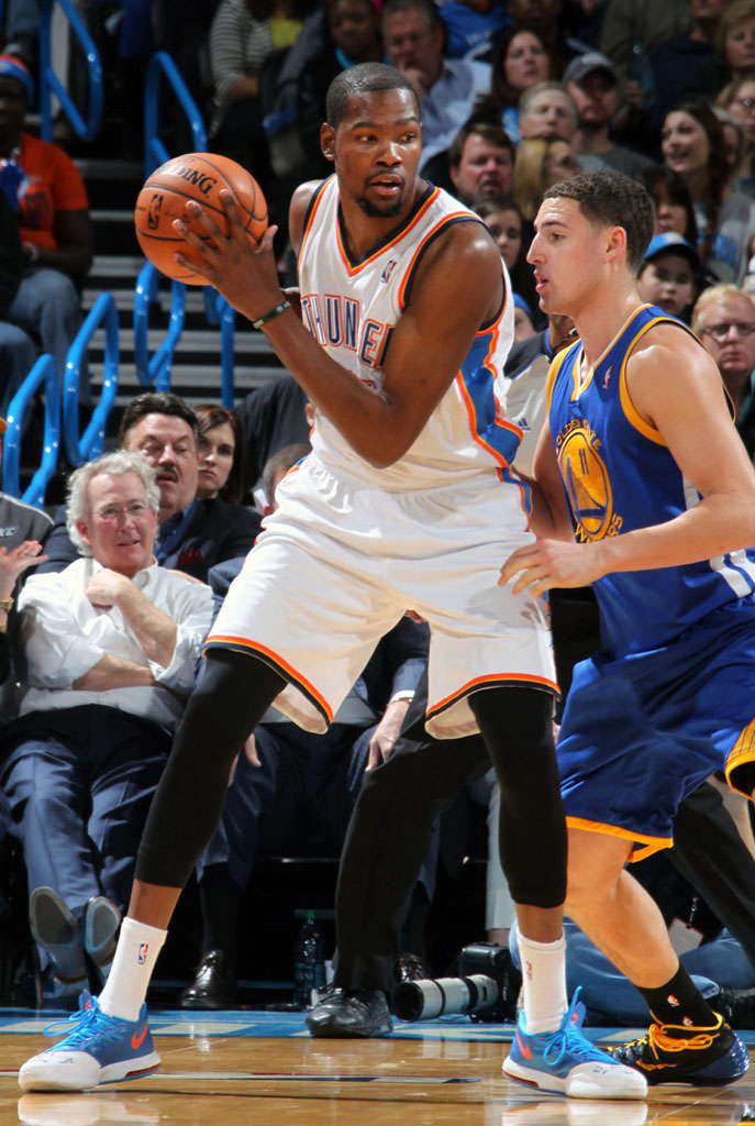 2c9989a9d042 Highlight  Kevin Durant Scores 54 Points in Nike KD 6  Home  PE ...