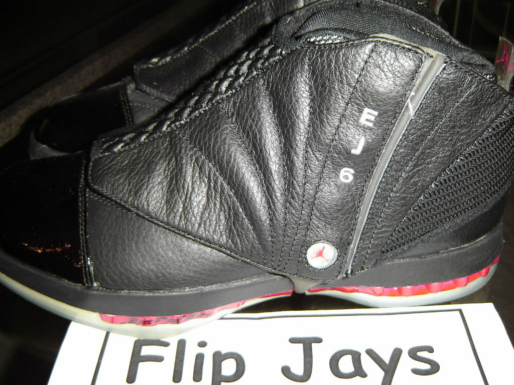 Air Jordan XVI Eddie Jones Miami Heat Away PE (1)
