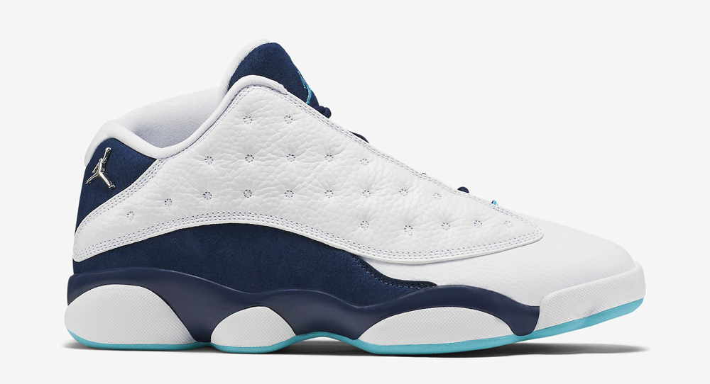 How to Buy the  Hornets  Air Jordan 13 Retro Low on Nikestore  112ea0937