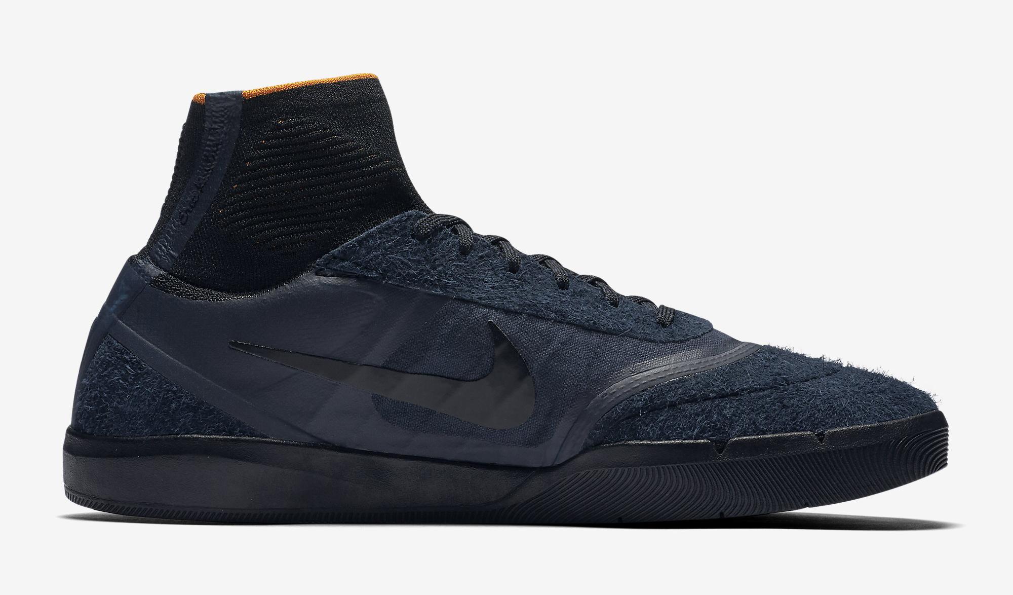 Numbers Nike SB Koston 3 865596-408 Medial