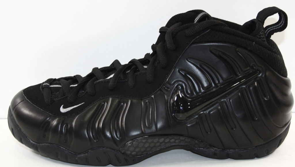 354446f9040 Nike Air Foamposite Pro. Style Code  630304-002. Colorway  Black Medium Grey  Release Date  2004