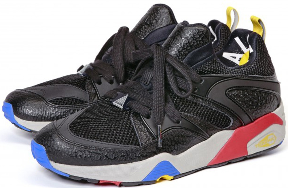 Puma Blaze Of Glory High-Rise/High-Rise-Dandelion