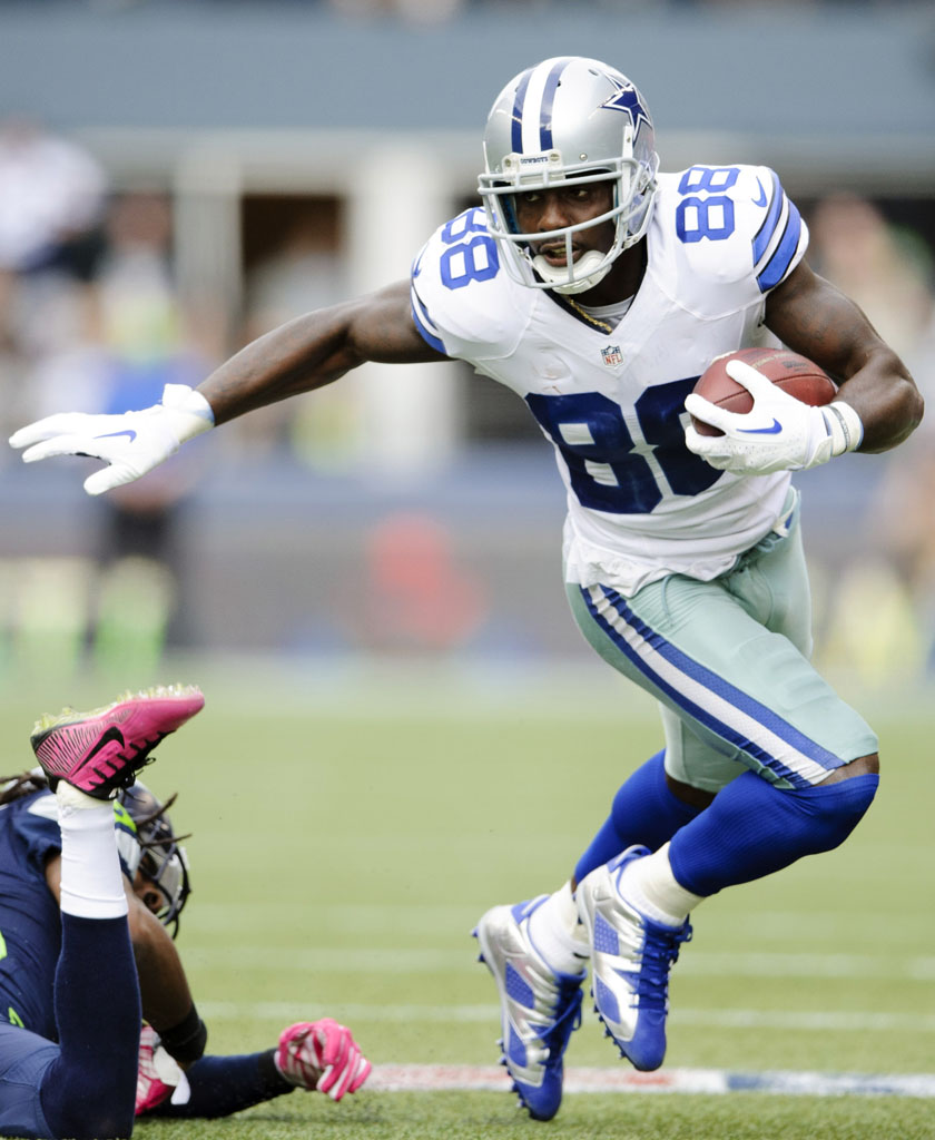 Dez Bryant Wears Air Jordan 6 Low Pe In Cowboys Statement