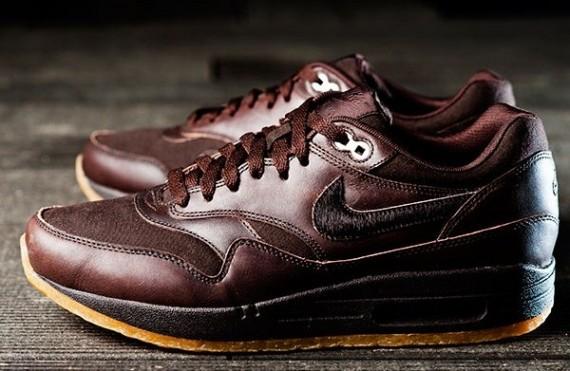 air max 1 premium leather