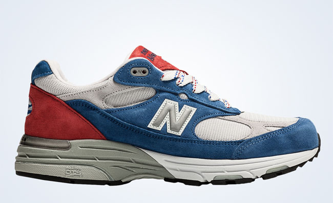o help promote their 'Join Us' campaign, New Balance has released a limited edition 993.3