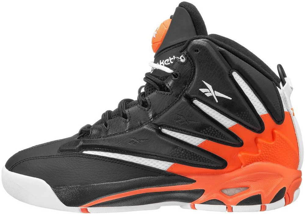 Reebok Pump Blast Black/White-Orange