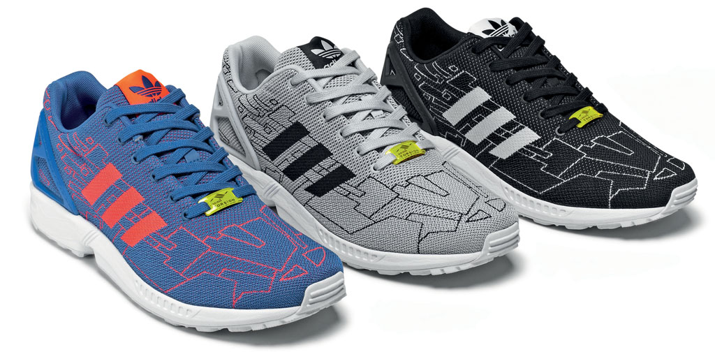c48527358 adidas ZX Flux Weave Pattern Pack