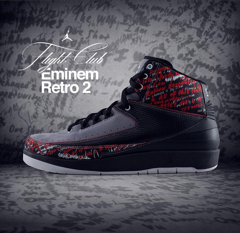 ecbdd30c72c62b In Context  The  Eminem  Air Jordan 2