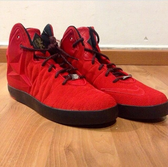 5a4261ad2651 Stay tuned to Sole Collector for further details on this all red LeBron XI  Lifestyle by Nike Sportswear.