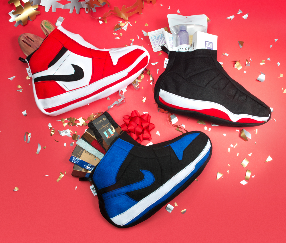 What Every Sneakerhead Wants In Their Holiday Stocking This Year ...