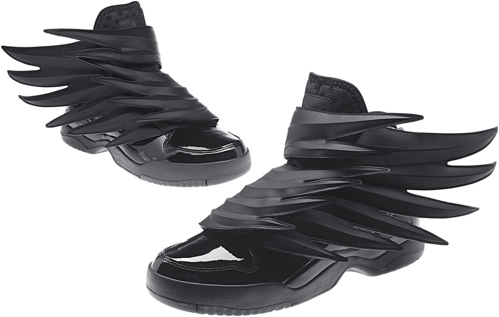 Adidas Jeremy Scott 3.0 Dark Knight