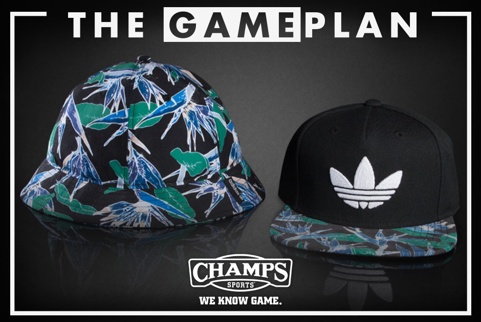 fb825ce6e The Game Plan by Champs Sports Presents the adidas ZX Flux Floral Collection  | Sole Collector
