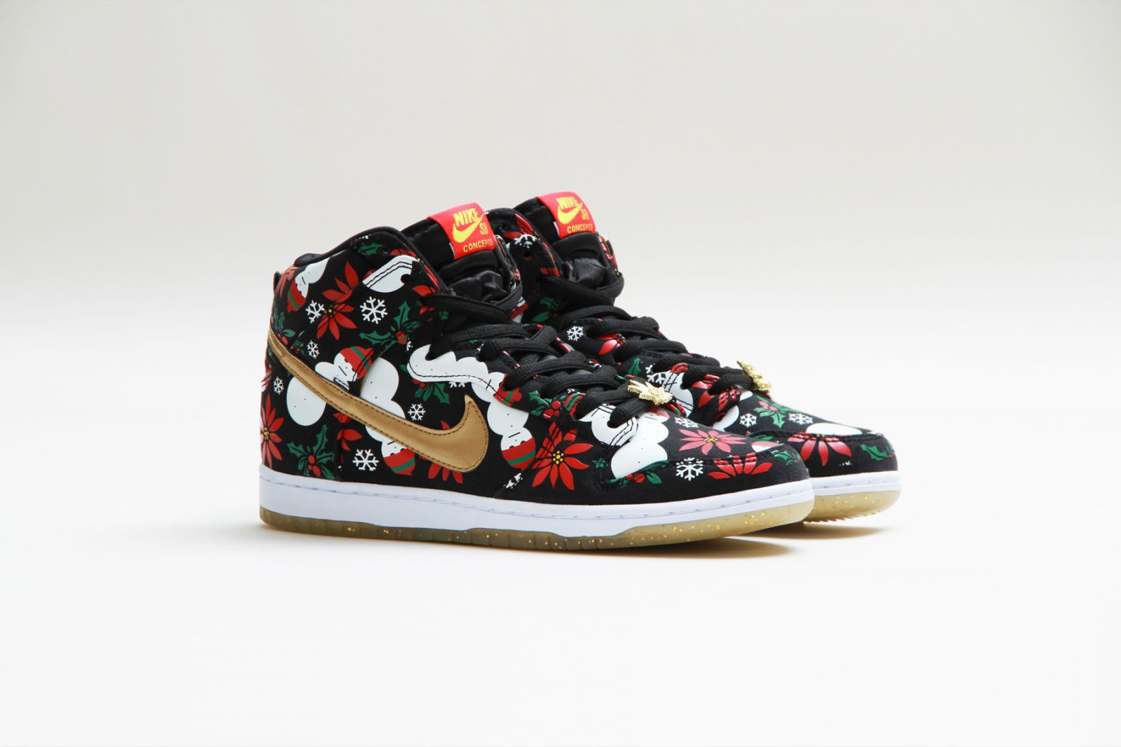 Concepts x Nike SB \'Ugly Christmas Sweater\' Pack | Sole Collector