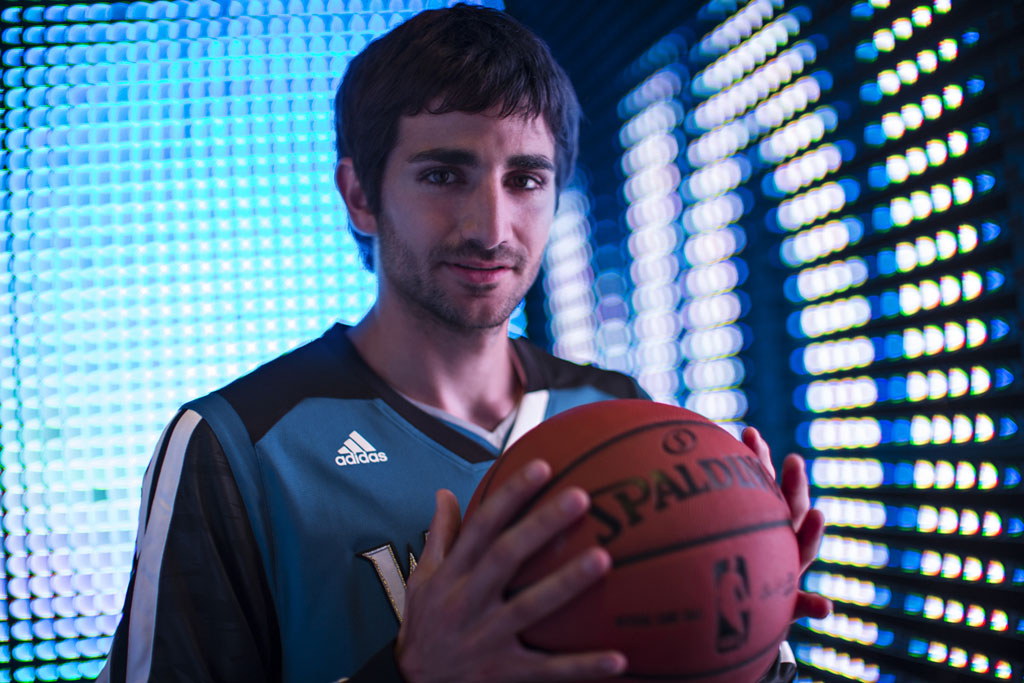 adidas 2013-2014 NBA On-Court Collection // Ricky Rubio (3)