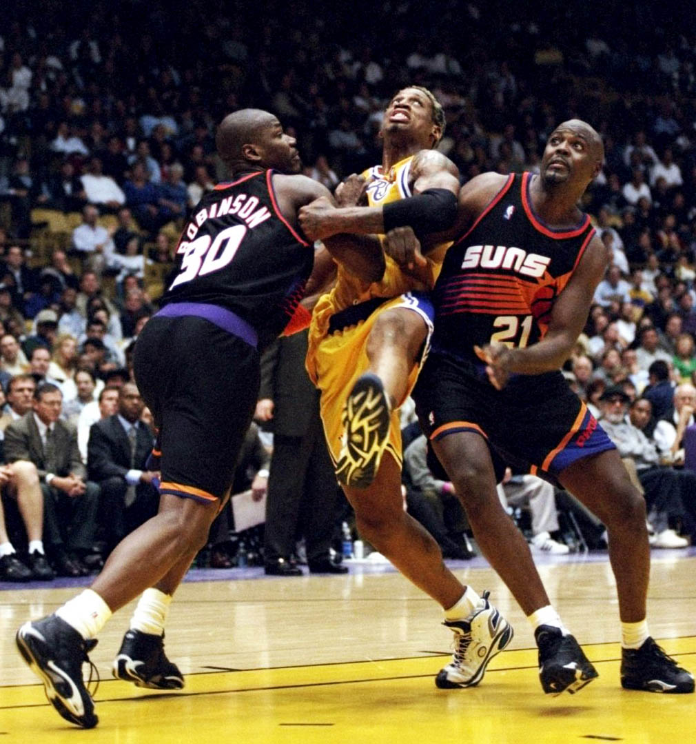 Flashback Best Shoes Worn With the Original Phoenix Suns Black