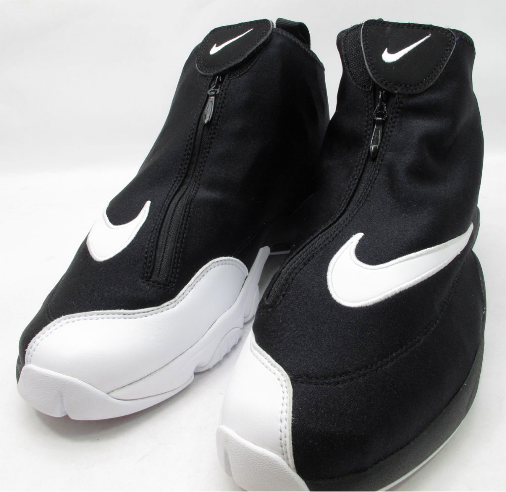 Nike Air Zoom Flight The Glove Black White University Red Release Date 616772-001 (4)