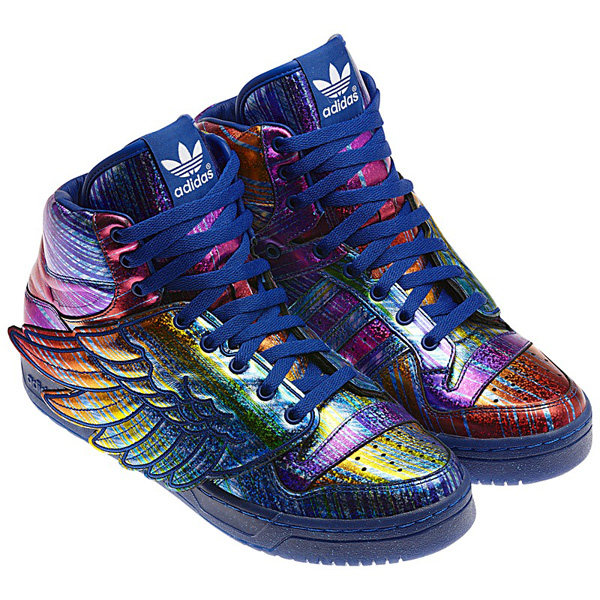 0d47a2408fbf adidas Originals by Jeremy Scott JS Wings Synthetic