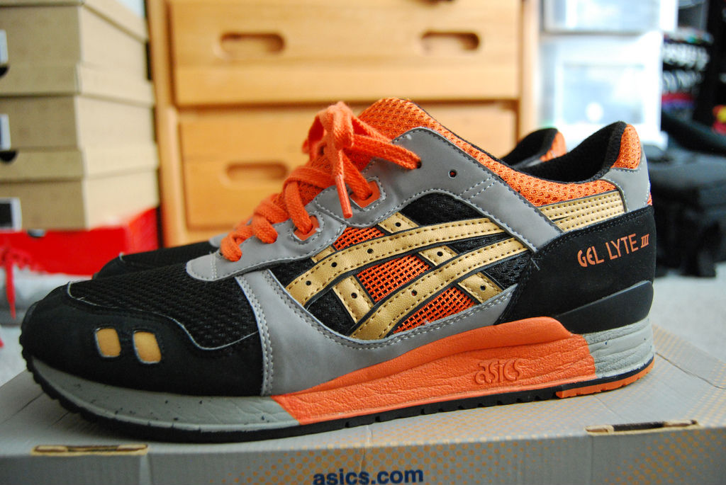 Spotlight // Pickups of the Week 5.12.13 - ASICS GEL-Lyte III by Geee_Arrr