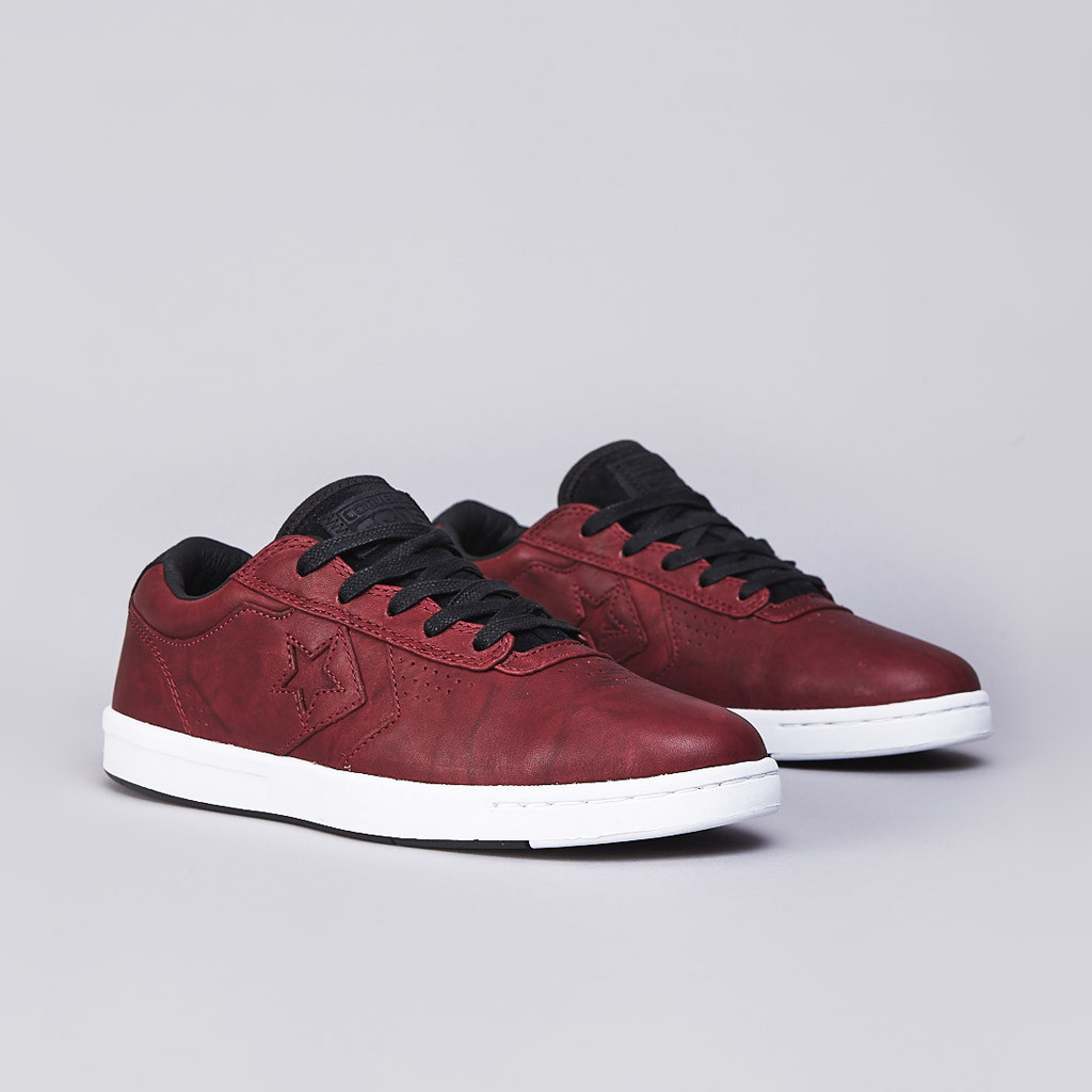 Converse CONS KA-II for Kenny Anderson in cordovan leather 579c3a7472