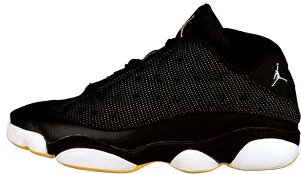 air jordan 13 retro low q54 black/anthracite-white