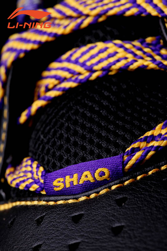 Li-Ning Shaq Zone Lakers ABPF067-2